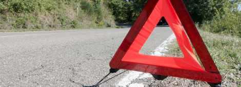 Poszkodowana 40-letnia kierująca samochodem osobowym