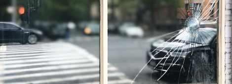 Stłuczka – czy konieczne jest wezwanie policji?