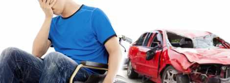 Niepełnosprawność w wyniku wypadku