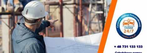 Odszkodowanie za wypadek w pracy na placu budowy