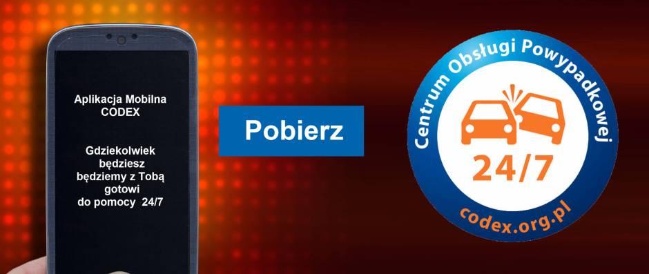 aplikacja mobilna codex odszkodowania